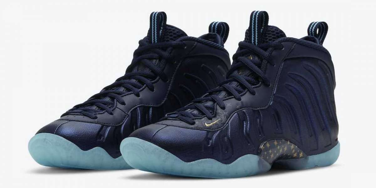 """New 2020 Nike Little Posite One Obsidian"""" CZ6547-400 to release on December 12th"""