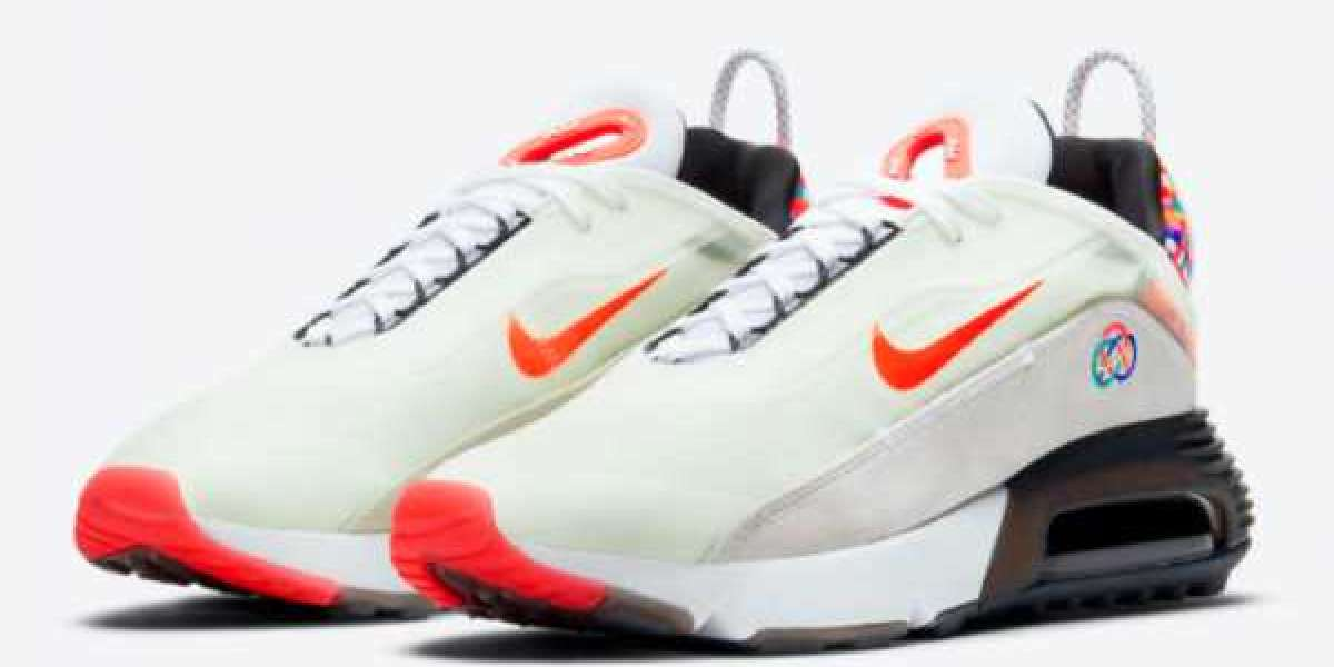 """The New DD8487-161 Nike Air Max 2090 """"Spring Festival"""" Will Debut This Month"""
