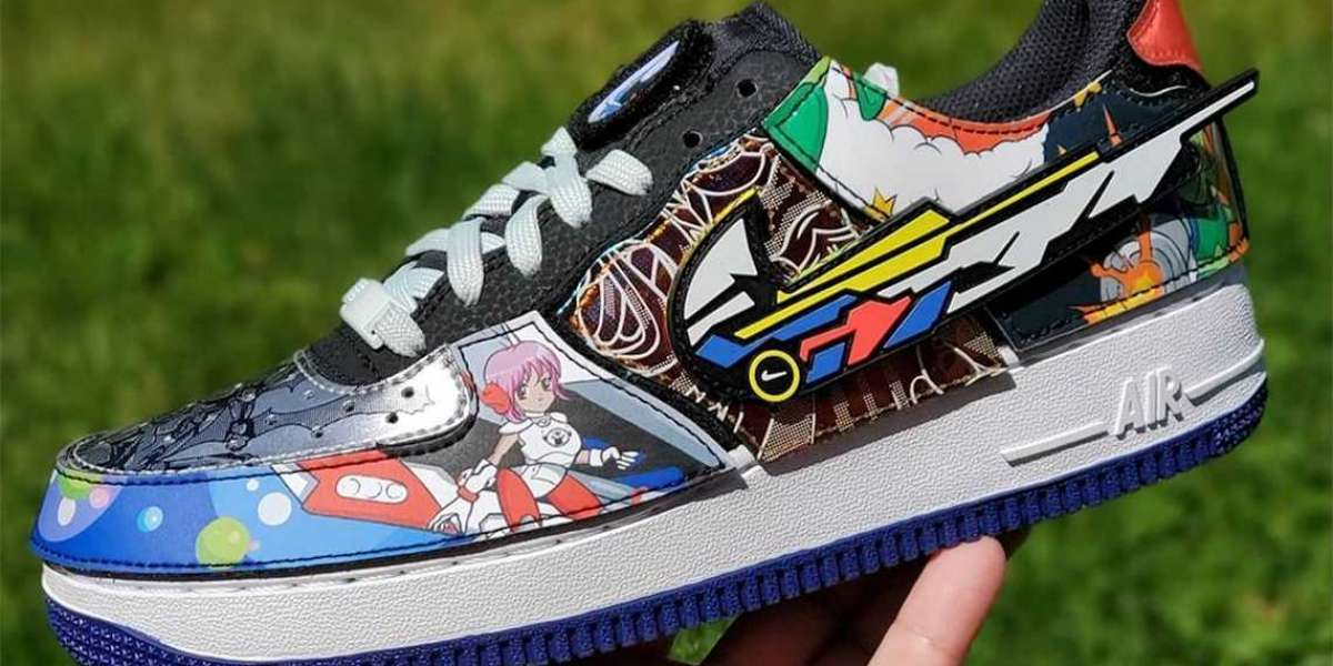 """The Nike Air Force 1/1 """"Nike And The Mighty Swooshers"""" release information"""