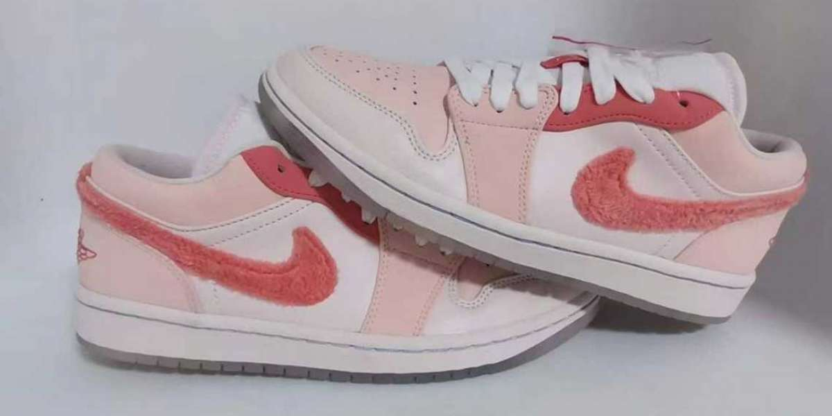 """Most Popular Air Jordan 1 Low """"Mighty Swooshes"""" Basketball Shoes"""