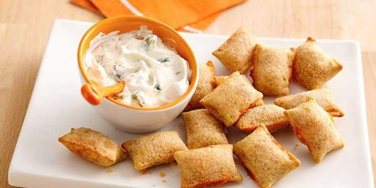 What is the most popular pizza roll?